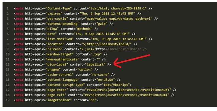 html-etiket-http-equiv-pics-label